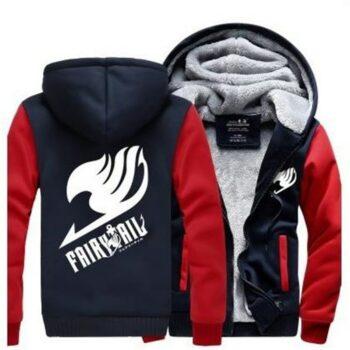 Fairy Tail – Printed Jacket Hoodie (4 Styles) Hoodies & Sweatshirts Jackets & Coats