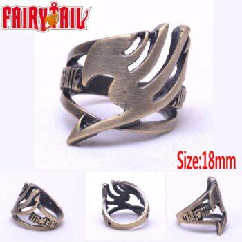 Fairy Tail – Ring Rings & Earrings