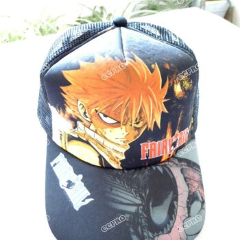 8 Anime Premium Printed Caps Caps & Hats