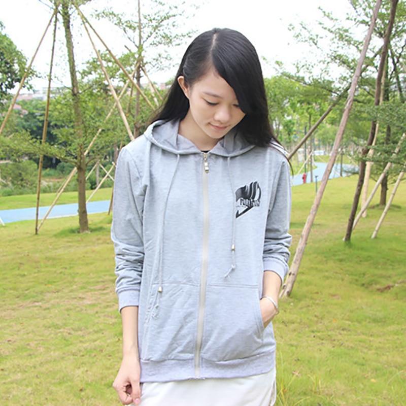 Fairy Tail – Cute Women Hoodie (2 Colors) Hoodies & Sweatshirts