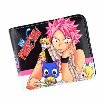 Fairy Tail – Cute Short Wallet (5 Styles) Wallets