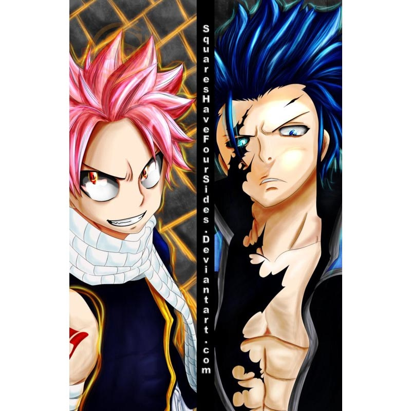 Fairy Tail – Wall Poster (25 Styles) Posters