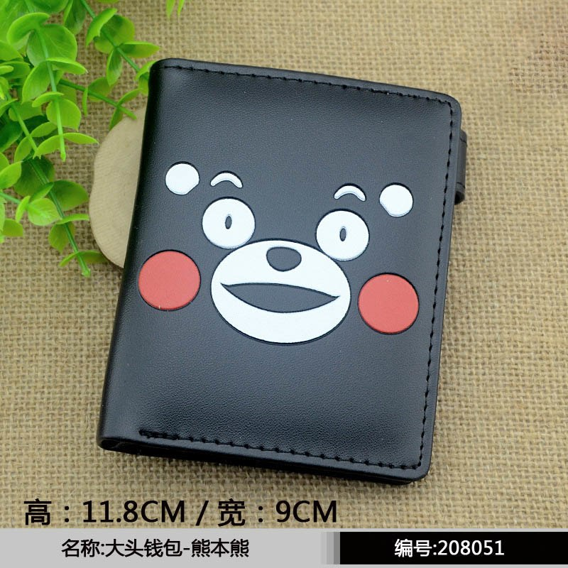 10 Anime Stylish Wallet (34 Styles) Wallets