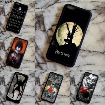 Death Note – Premium Phone Cases For Samsung (10 Styles) Phone Accessories