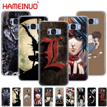 Death Note – Phone Cases For Samsung (10 Styles) Phone Accessories