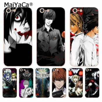 Death Note – Phone Cases For iPhone (9 Styles) Phone Accessories