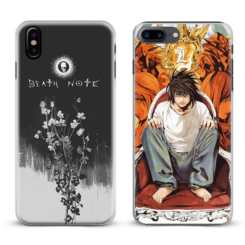 death note phone case iphone 8