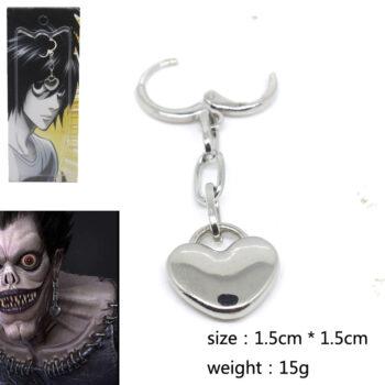 Death Note – Ryuk Earrings Rings & Earrings
