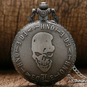 Death Note – Pocket Watch (2 Colors) Watches