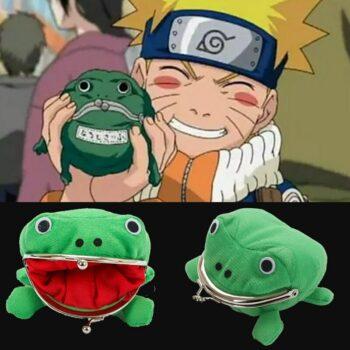 Naruto – Green Frog Wallet Wallets