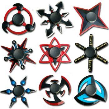 Naruto – Shuriken Fidget Spinner (12 Designs) Games