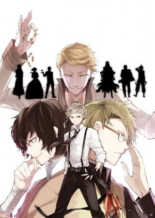 Shop Bungo Stray Dogs Products
