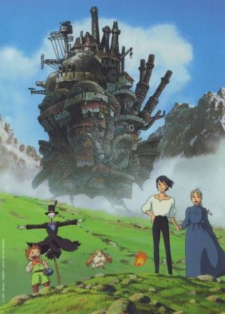 Shop Howl's Moving Castle Products