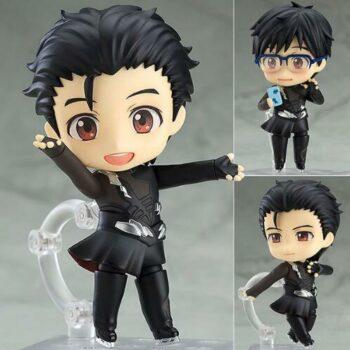 Yuri on Ice – Chibi Yuuri Katsuki Action Figure (10cm) Action & Toy Figures