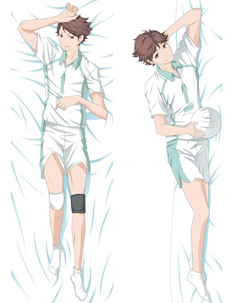 Buy Haikyuu Dakimakura Hugging Body Pillow Cover 13