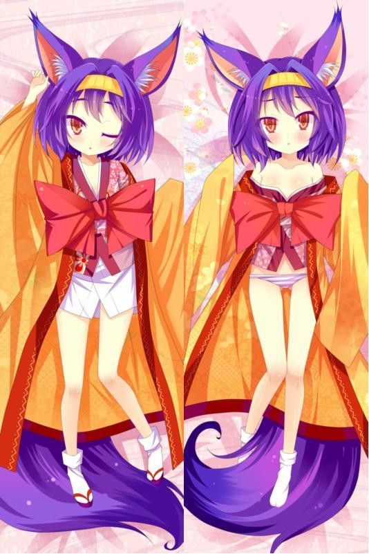No Game No Life – Dakimakura Hugging Body Pillow Cover (11 Styles) Bed & Pillow Covers