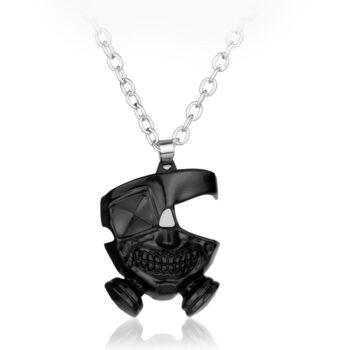 Tokyo Ghoul – Ken Kaneki Pendant Necklace (3 Colors) Pendants & Necklaces