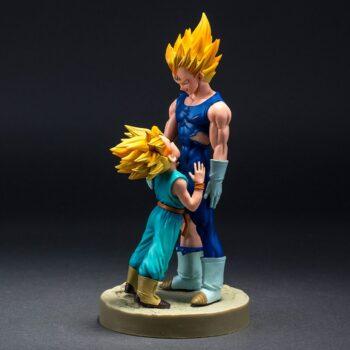 Dragon Ball – Dramatic Showcase Super Saiyan Vegeta and Trunks Action Figure (21cm) Action & Toy Figures