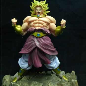 Dragon Ball – Broly The Legendary Super Saiyan Figure (25cm) Action & Toy Figures