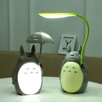 My Neighbor Totoro – Kawaii Totoro Led Desk Lamp (3 Styles) Lamps
