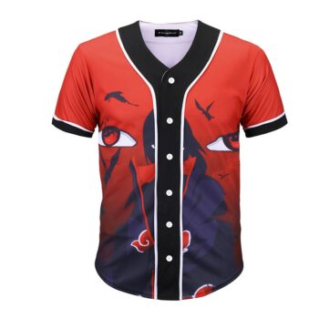 Dragon Ball and Naruto – Stylish Goku, Vegeta and Itachi 3D Printed T-Shirt (4 Styles) T-Shirts & Tank Tops