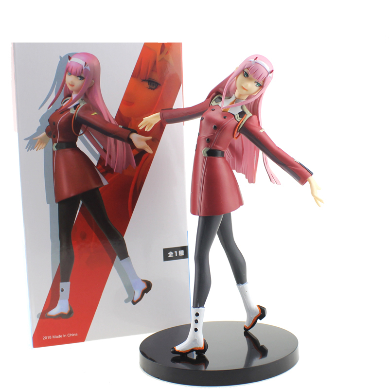 Darling in the Franxx – Zero Two Figure (21cm) Action & Toy Figures