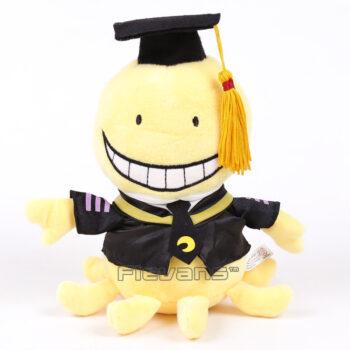 Assassination Classroom – Korosensei Plush Toy (15-45cm) Dolls & Plushies