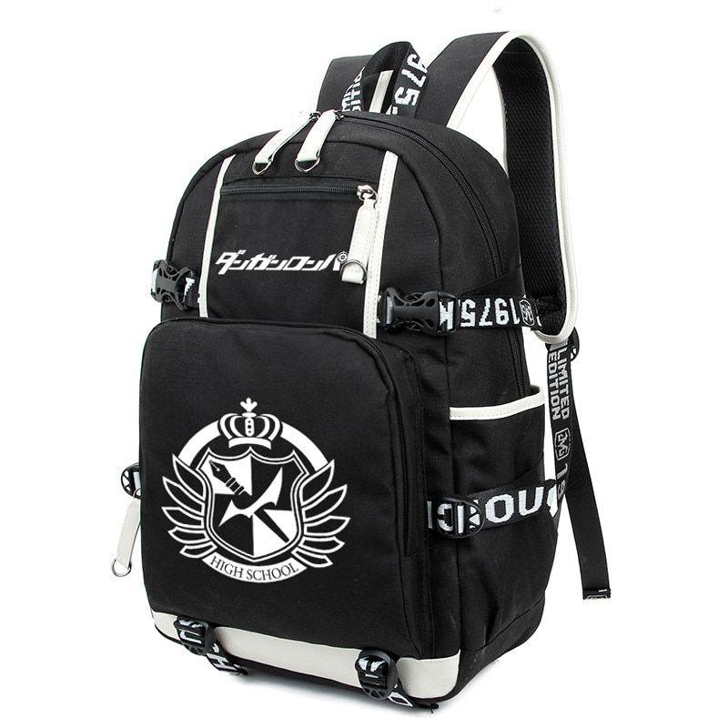 9f8ba2b952 Buy Danganronpa - Monokuma Glowing Backpack (4 Styles) - Bags ...