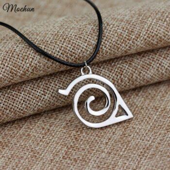 Naruto – Leaf Village Symbol Pendant Necklace Pendants & Necklaces
