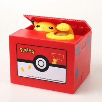 Pokemon – Pikachu Money Box Action & Toy Figures Wallets