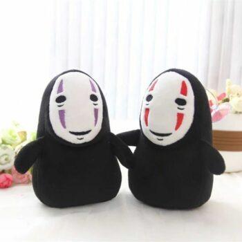 Spirited Away – No Face Kaonashi Plush Pendant (15cm) Dolls & Plushies