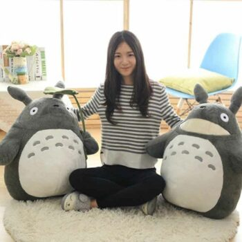 My Neighbor Totoro – Kawaii Totoro Plush Toy (30-70cm) Dolls & Plushies