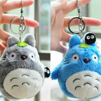 My Neighbor Totoro – Plush Keychain Toy (3 Styles) Keychains