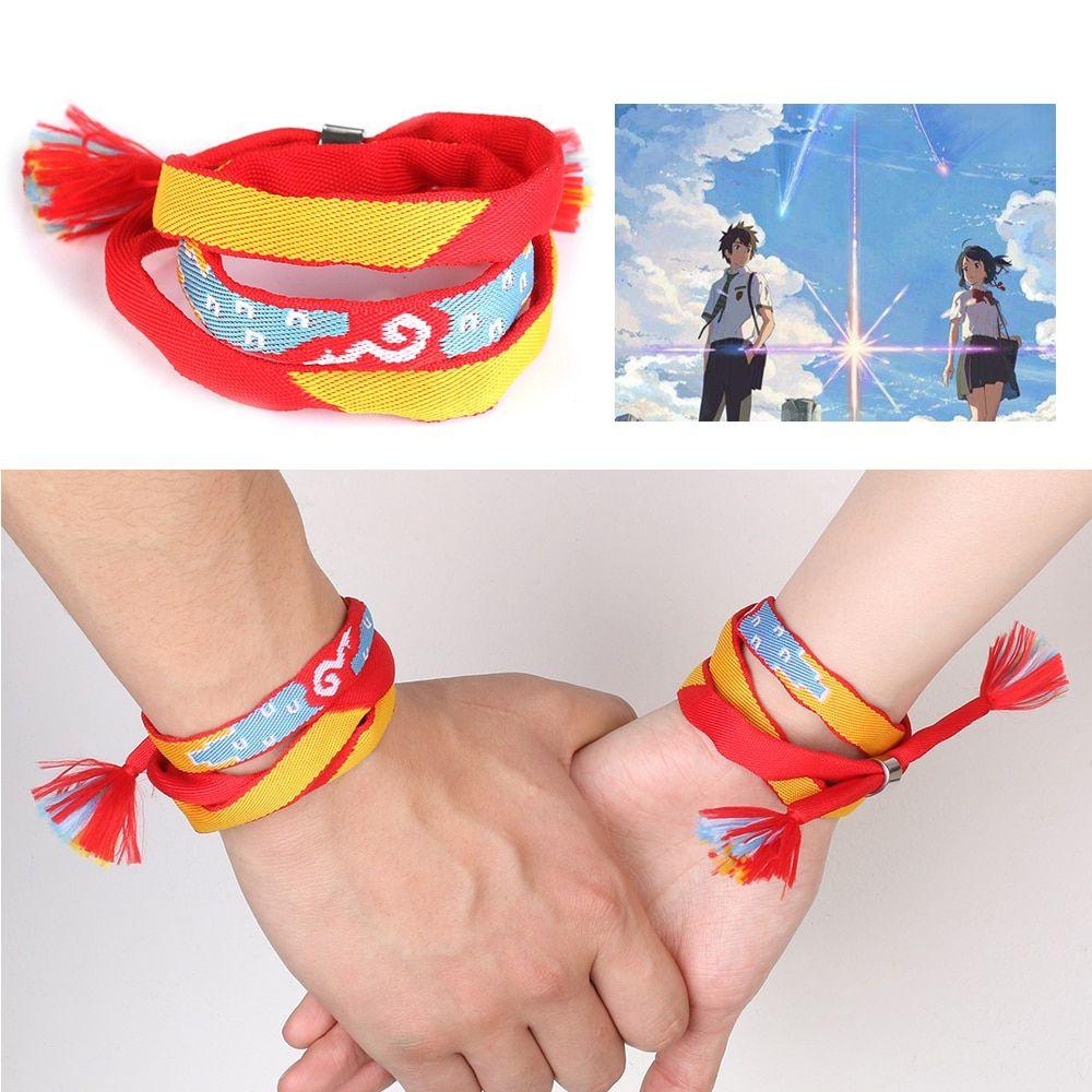 Your Name Mitsuha Miyamizu Handmade Bracelet