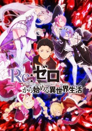 Shop Re:Zero − Starting Life in Another World Products