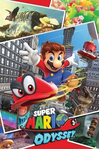 Shop Super Mario Odyssey Products