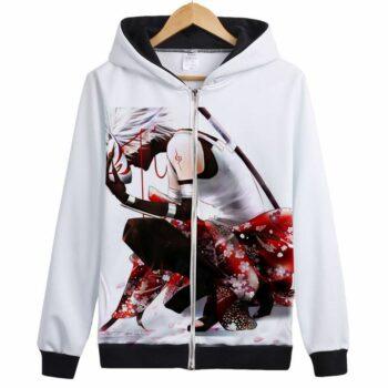 Naruto – Naruto, Sasuke, Itachi, Kakashi and Akatsuki Zip-Up Hoodie (15 Styles) Hoodies & Sweatshirts
