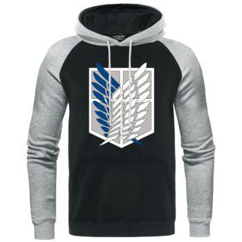 Attack on Titan – Wings of Freedom Hoodies (4 Designs) Hoodies & Sweatshirts