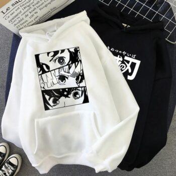 Demon Slayer – Tanjiro and Nezuko Sweatshirts and Hoodies (20+ Designs) Hoodies & Sweatshirts