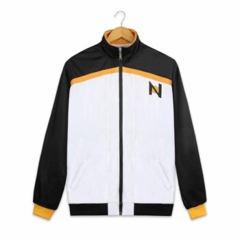 Re: Starting Life in another World – Subaru Cosplay Zipper and Sportwear Jackets & Coats