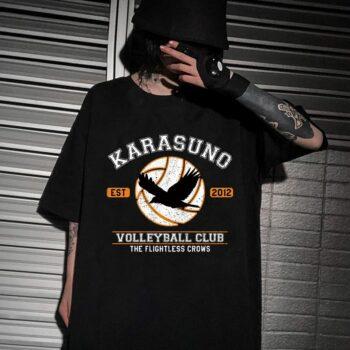 Haikyuu!! – Different Styles T-Shirts (5 Designs) T-Shirts & Tank Tops