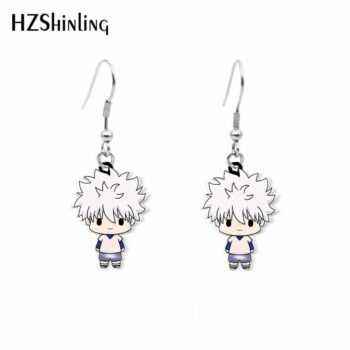 Hunter X Hunter – Cute Characters earrings (6 Designs) Rings & Earrings