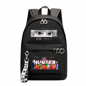 Hunter X Hunter – Killua Eyes Backpack (5 Designs) Bags & Backpacks