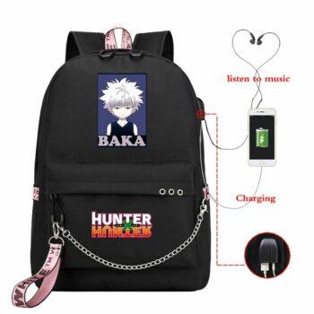 Hunter X Hunter – School/ Laptop backpack (10+ Designs) Bags & Backpacks
