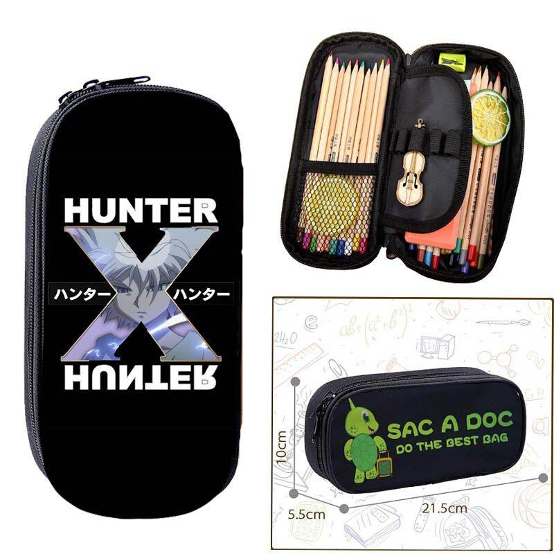 Hunter X Hunter – Pencil Cases (15+ Designs) Pencil Cases