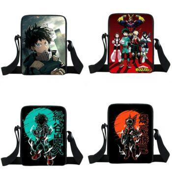 My Hero Academy – Different style mini handbags (25+ Designs) Bags & Backpacks