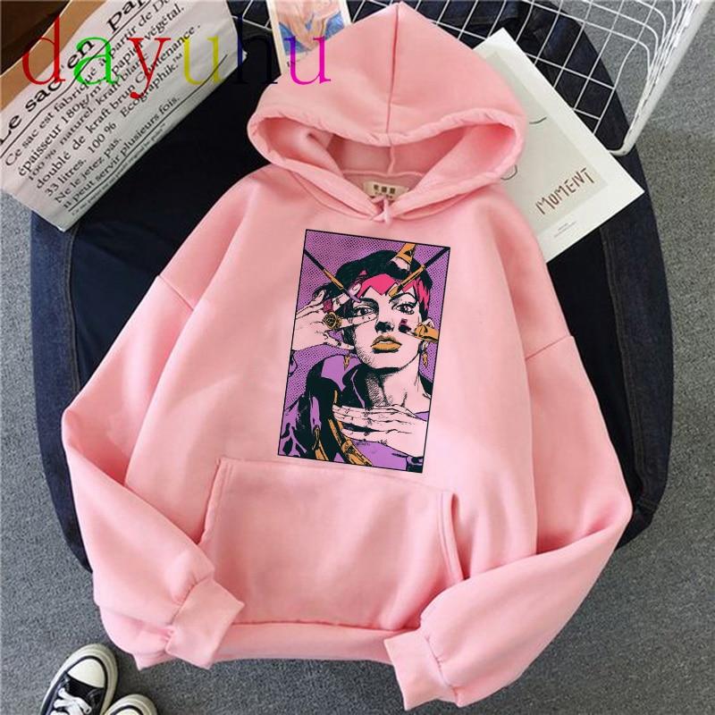 JoJo's Bizarre Adventure – Different characters hoodies and sweatshirts (30 Designs) Hoodies & Sweatshirts