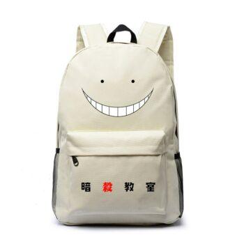 Assassination Classroom – Koro-Sensei Themed Backpacks (3 Designs) Bags & Backpacks
