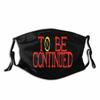 One Piece – To be continued themed Face Masks Face Masks