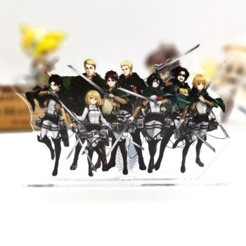 Attack on Titan – All-in-One characters Acrylic Figure Stand Action & Toy Figures